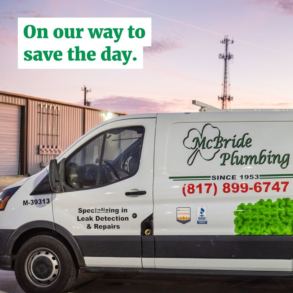 McBride Plumbing Fort Worth