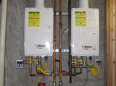 Tankless Water Heater Services Fort Worth