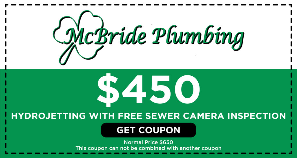 McBride Hydrojetting Coupon